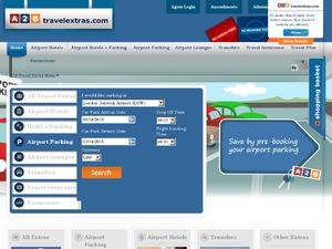 A2Bairportparking website