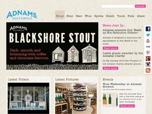 Adnams Cellar & Kitchen website