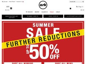 Bank Fashion website