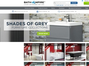 BathEmpire website