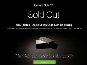 Branch309 website