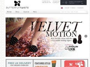 Butterfly Twists Ltd website