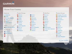 Garmin website