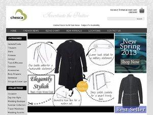 Chesca Direct website