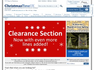 Christmastime UK website