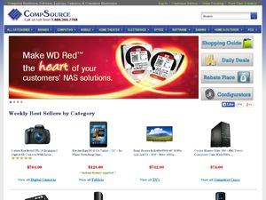 CompSource website
