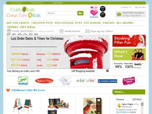 Crafts4kids Discount Voucher Codes 2019 For Crafts4kids Co Uk