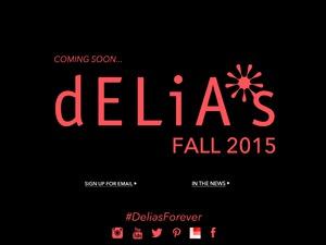 dELiAs website