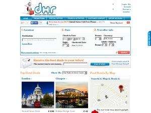 DHR website