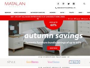Matalan website