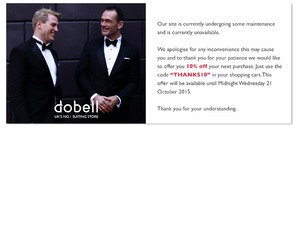 My Tuxedo website