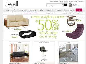 Dwell website