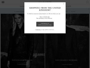 All Saints website