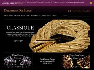 Expressions Des Bijoux website