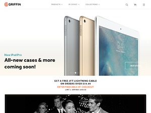 Griffin Technology website