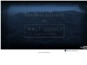 Hayden-Harnett website