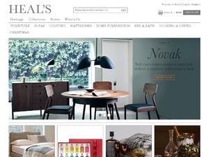 Heals website