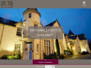 Kingsmills Hotel website