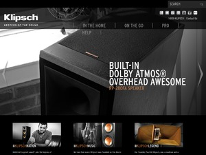 Klipsch Discount Voucher Codes 2019 for klipsch com