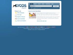Love@Lycos website