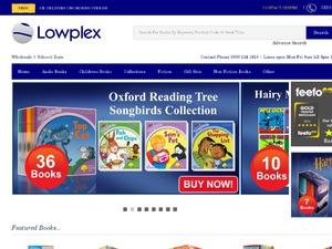Lowplex website