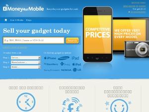 Money 4 Ur Mobile website