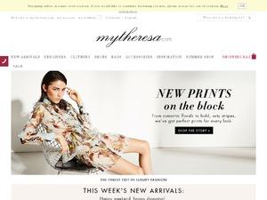 Mytheresa website