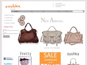 Oushka website