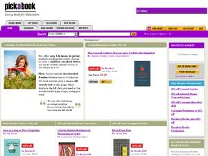 Pickabook website