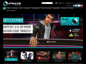 PKR Ltd website