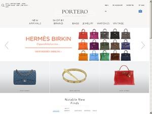 Portero website