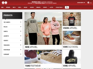 Premier Sport website
