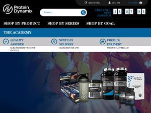 Protein Dynamix website
