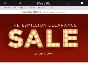 Psyche website
