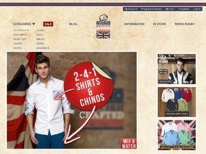 Rhino GB website