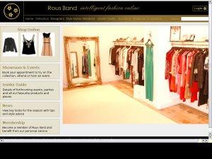 Rous Iland website
