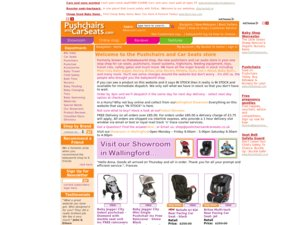 Baby World website