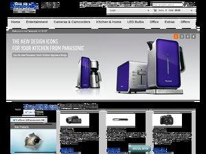Panasonic website