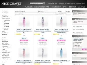 Nick Chavez Beverly Hills website