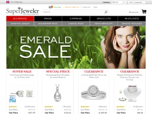 SuperJeweler website