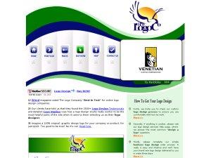 The Logo Company website