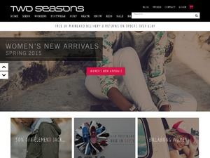 Two Seasons website