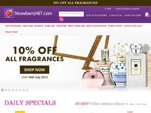 StrawberryNET.com website