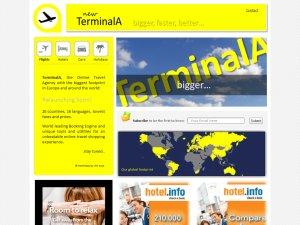 Terminal A GB website