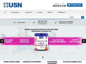 USN UK LIMITED website