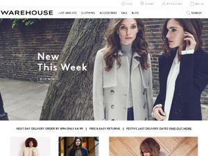 Warehouse website