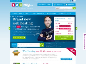 123-reg website