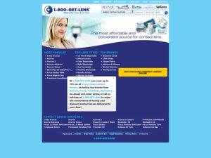 1-800-GET-LENS website