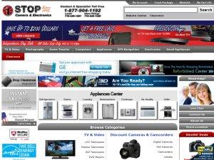One Stop Camera website