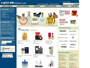 99perfume website